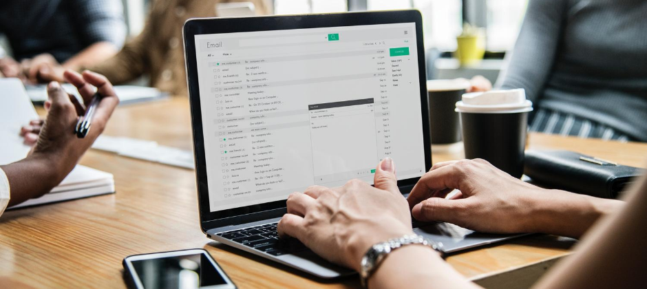 Use the subject line of your email to make a great first impression